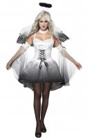 Costume angel of darkness