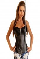 Corsetto latex velvet